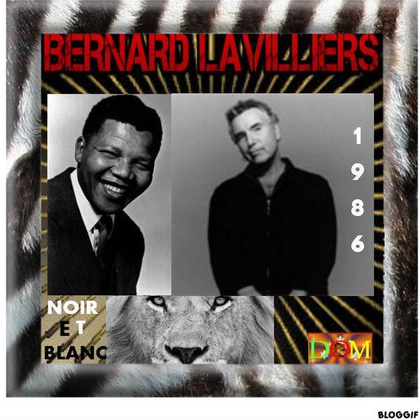 Bernard Lavilliers Noir Et Blanc